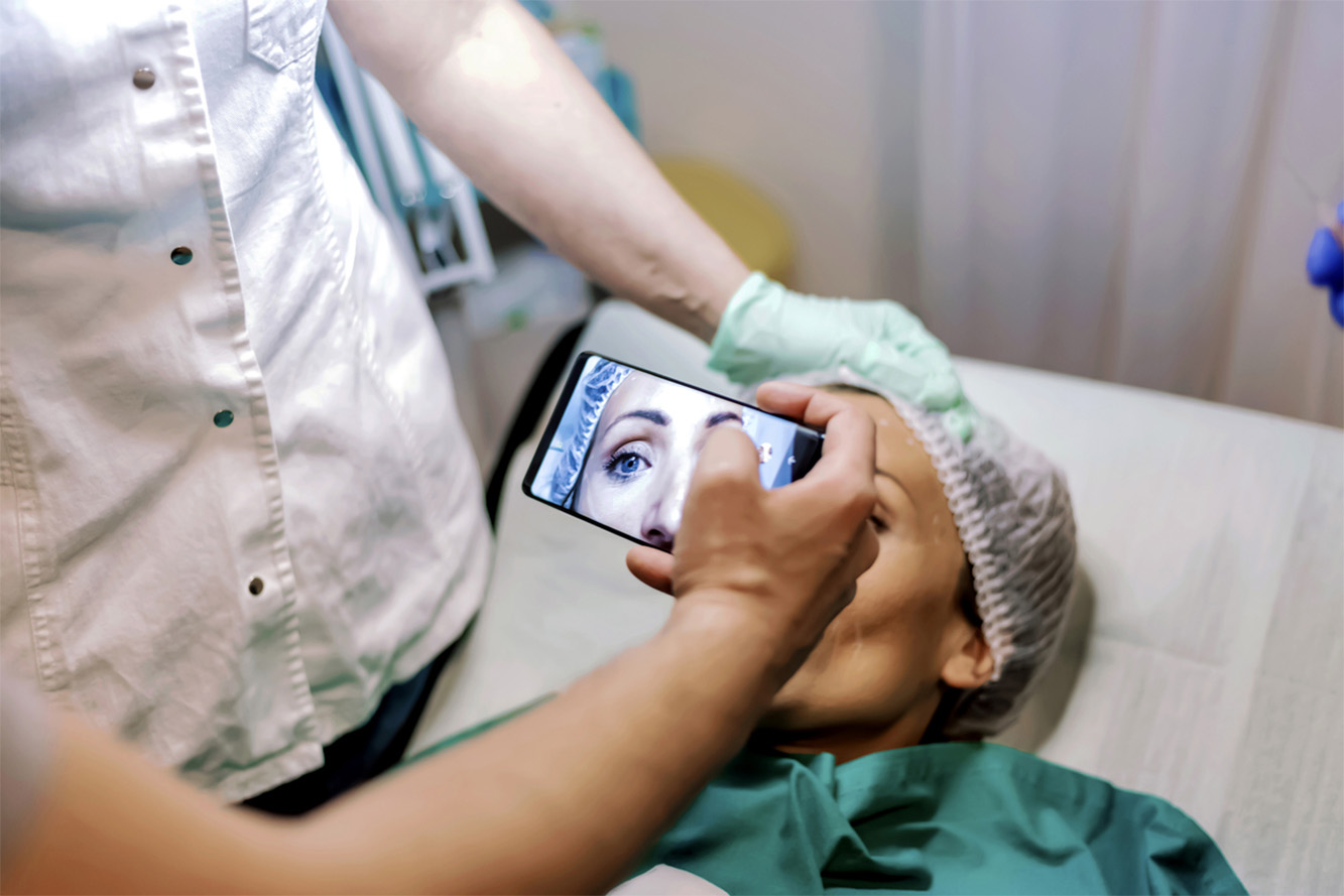 Clinical photo